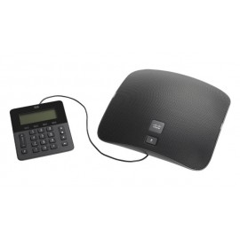 Cisco Unified IP Conference Phone 8831 - APAC - EMEA - Australia - Noir - Numérique - Plastique - LCD - 396 x 162 pixels - 8...