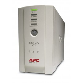 APC Back-UPS CS 350 - (Offline) UPS 350 W External, Internal