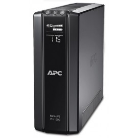 APC BR1200G-FR - 1200 VA - 720 W - 50/60 Hz - 445 J - 45 dB - Sealed Lead Acid (VRLA)