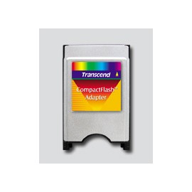 Transcend CompactFlash Adapter - CF - Argent - CompactFlash (Type I) - CE/FCC/BSMI - Windows 10,Windows 10 Education,Windows ...