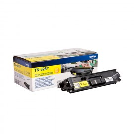 Brother TN-326Y - 3500 pages - Jaune - 1 pièce(s)
