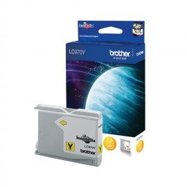 Brother LC LC970YBP - Ink Cartridge Original - Yellow - 10 ml