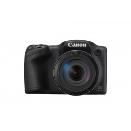 "Canon PowerShot SX430 IS - Digital Camera - 20,5 MP CCD - Display: 7,62 cm/2,3"" TFT - Noir"