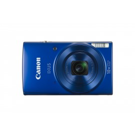 "Canon IXUS 190 - Digital Camera - 20 MP CCD - Display: 6,86 cm/2,3"" TFT - Bleu"