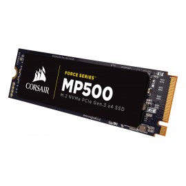 Corsair Force Series MP500 NVMe 480 GB - Solid State Disk - Internal