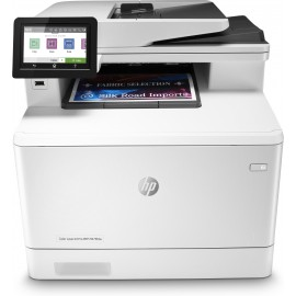 HP Color LaserJet Pro M479fdw - Laser - Impression couleur - 600 x 600 DPI - Copie couleur - A4 - Noir - Blanc