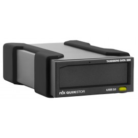 Tandberg RDX Quikstor External kit 2 TB USB+ - 2.000 GB - 3,5""