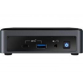 Intel NUC BXNUC10I7FNK2 - UCFF - Mini PC type barebone - UHD Graphics - Ethernet/LAN - Wi-Fi 6 (802.11ax)