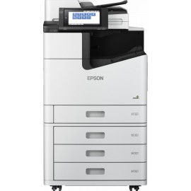 Epson WorkForce Enterprise WF-C20750 D4TW - Jet d'encre - Impression couleur - 600 x 2400 DPI - Copie couleur - A3 - Noir - G...