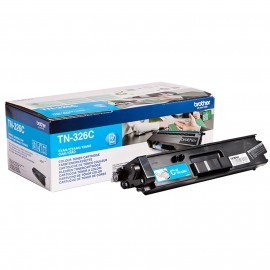 Brother TN-326C - 3500 pages - Cyan - 1 pièce(s)