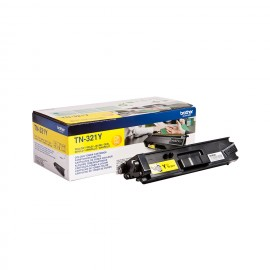 Brother TN-321Y - 1500 pages - Jaune - 1 pièce(s)