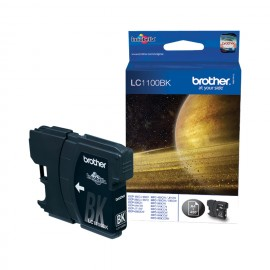 Brother LC LC1100BK - Ink Cartridge Original - Black - 9,5 ml