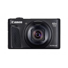 "Canon PowerShot SX740 HS - Digital Camera - 20,3 MP CCD - Display: 7,62 cm/3"" TFT - Noir"