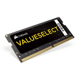 Corsair ValueSelect - 8 Go - 1 x 8 Go - DDR4 - 2133 MHz - 260-pin SO-DIMM