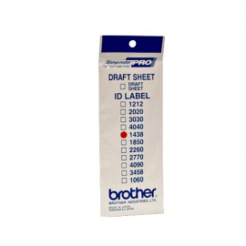 Brother ID1438 - 14 x 38 mm Labels
