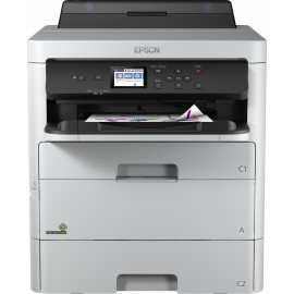 Epson WorkForce Pro WF-C529RDTW - Couleur - 4800 x 1200 DPI - 4 - A4 - 50000 pages par mois - Impression recto-verso