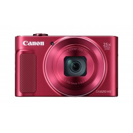 "Canon PowerShot SX620 HS - Digital Camera - 20,2 MP CMOS 4,5 mm-112,5 mm - Display: 7,62 cm/2,3"" TFT - Rouge"