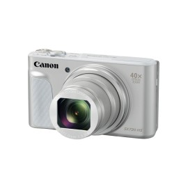 "Canon PowerShot SX730 HS - Digital Camera - 20,3 MP CMOS - Display: 7,62 cm/2,3"" TFT - Argent"
