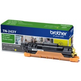 Brother TN-243Y - 1000 pages - Jaune - 1 pièce(s)