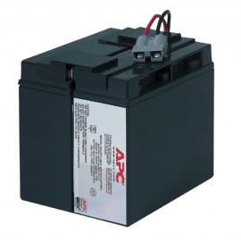 APC RBC7 - Sealed Lead Acid (VRLA) - Noir - 152,4 x 182,9 x 172,7 mm - 11,7 kg - 0 - 40 °C - 0 - 95%