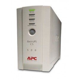 APC Back-UPS CS 500 - (Offline) UPS 500 W External
