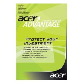 Acer Aspire Care Plus - Systems Service & Support 3 years