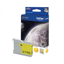 Brother LC LC1000Y - Ink Cartridge Original - Yellow - 7 ml