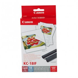 Canon KC-18IF - Canon SD1100 - CP-100 - CP-200 - CP-220 - CP-300 - CP-330 - PowerShot A530/SELPHY CP740 Combo - SELPHY... - 5...