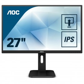 "AOC Pro-line 27P1 - 68,6 cm (27"") - 1920 x 1080 pixels - Full HD - LED - 5 ms - Noir"