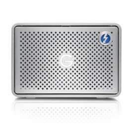 G-Tech G-Raid Thunderbolt 3 20TB Silver - Storage server - DAS