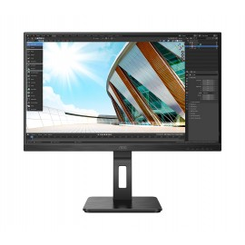 "AOC 27P2Q - 68,6 cm (27"") - 1920 x 1080 pixels - Full HD - LED - 4 ms - Noir"