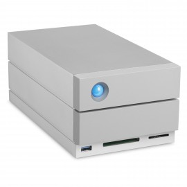 LaCie 2big Dock Thunderbolt 3 - Disque dur - 8 To - Disque dur - 8 To - 0,1,JBOD - 40 Gbit/s