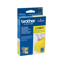 Brother LC LC980Y - Ink Cartridge Original - Yellow - 5,5 ml