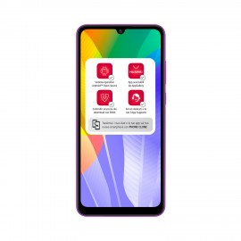 Huawei P22 - Smartphone - 13 MP 64 GB - Violet