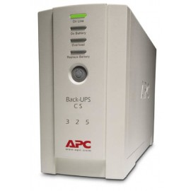 APC Back-UPS CS 325 - (Offline) UPS 325 W External