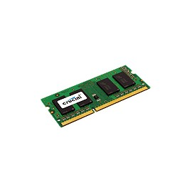 Crucial 4GB - 4 Go - 1 x 4 Go - DDR3 - 1600 MHz - 204-pin SO-DIMM