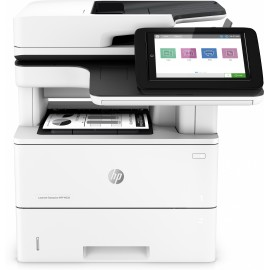 HP LaserJet Enterprise MFP M528dn Laser - Multifunction Printer - Laser/Led