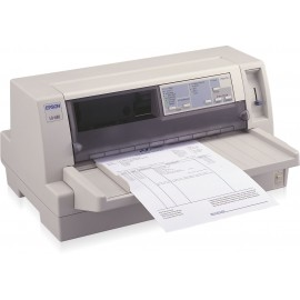 Epson LQ 680PRO - Printer b/w Dot Matrix - 360 dpi - 7,75 ppm