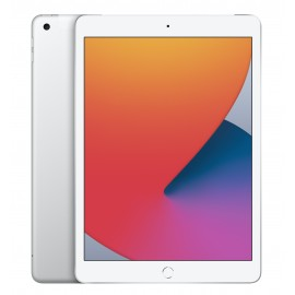 Apple iPad 8TH GEN 10.2IN A12 OS14 WIFI CELLULAR 32 GB Argent - Tablet