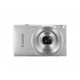 Canon IXUS 190 SI - Digital Camera - 20 MP - Argent