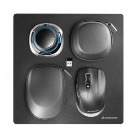 3Dconnexion SpaceMouse Wireless Kit 2 - Optical - 3D Mouse