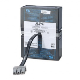 APC RBC33 - Sealed Lead Acid (VRLA) - 149 x 64 x 197 mm - 5,33 kg - 0 - 40 °C - 0 - 40 °C - 0 - 95%