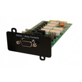 Eaton Relay Card-MS - Série - Multicolore - 0 - 40 °C - 5 - 95% - 66 mm - 132 mm