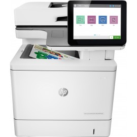 HP LaserJet Enterprise Flow M578c - Laser - Impression couleur - 1200 x 1200 DPI - A4 - Impression directe - Gris