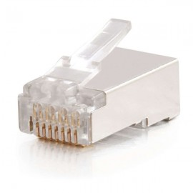 Cables To Go 88126 - RJ-45 - Blanc - Polycarbonate - Or - 271 g - 100 pièce(s)