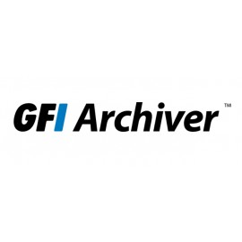 GFI Archiver including 50-249 User 1 year SMA - Software Service & Support