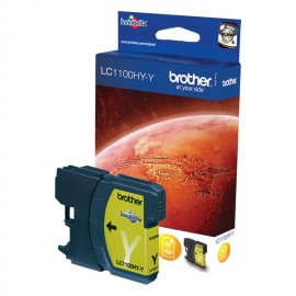 Brother LC LC1100HYY - Ink Cartridge Original - Yellow - 16 ml