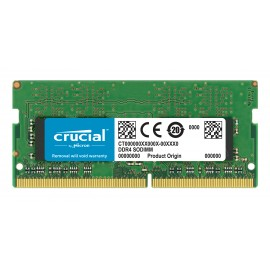 Crucial 16GB DDR4 - 16 Go - 1 x 16 Go - DDR4 - 2400 MHz - 260-pin SO-DIMM
