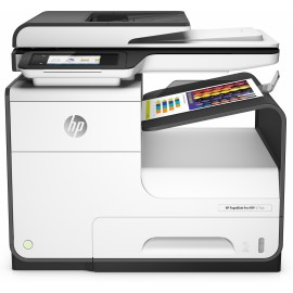 HP Business Inkjet Pro 4 Inkjet Multifunction Printer - Colored - 55 ppm - USB 2.0 RJ-11
