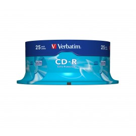Verbatim DataLife CD-R Extra Protection - CD-R - 0,7 GB - Spindle